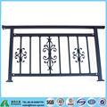 el mejor precio de decoración a medida de alta seguridad de hierro forjado cerca de la ventana