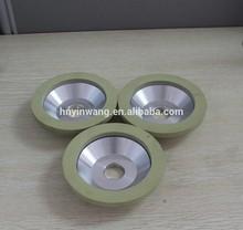 High quality vitrified bond diamond grinding wheel, ceramic bond diamond grinding wheel