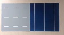 High Efficiency 156 Polycrystalline best solar cell price, 3BB Solar Cell Taiwan Brand