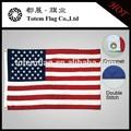 Bon marché du drapeau du monde, drapeau usa, drapeau américain