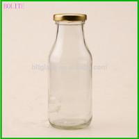 500ml glass preserve bottle for juice