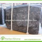 Chinese Dark emperador brown marble floor tile