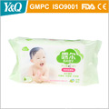 baby libres del alcohol antibacterial wet wipes