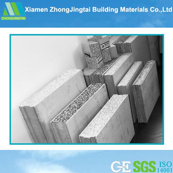 Léger et facile de construction ignifuge isolant en polystyrène expansé préfabriqués maisons d'habitation
