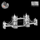 World's Famous Building 3D DIY Creative London Tower Bridge Puzzle Toy