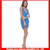 HC 4126 High Quality Cheap Price The Hot Sale Deep V-neckline Mini skirtEvening Cocktail Party Dress
