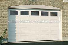 wholesale superior factury steel traditional garage door