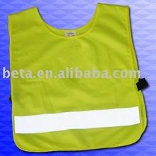 EN 1150 Children's safety vest, safety vest for children,reflective vest