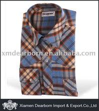 Man 100% Cotton Casual Shirts
