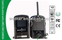 Wireless Trail Camera /Operates globally via GSM network /game camera for ourdoor hunting ltl5210mm with external antenna