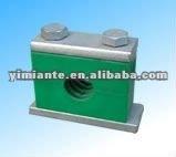 hydraulic tube duty clamp