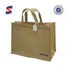 100% Jute Fabric Bag Sofa Fabric Cosmetic Jute Bag