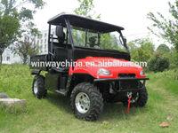 buggy 4 seats approved, farmboss II