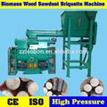 1t 2t 0.5t forêt. pin hêtre bois de palmier de briquettes de sciure faisant la machine