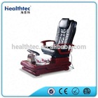 Unhydrolysis PU black and white salon chair