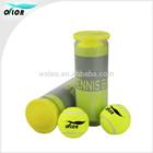 rubber tennis ball,colored tennis ball,custom tennis balls