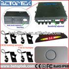 LED display parking assist backup sensor, original fitted (BE-750C-OEM-A)