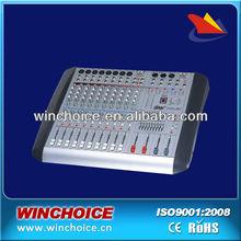 Mini 12 channel mixer