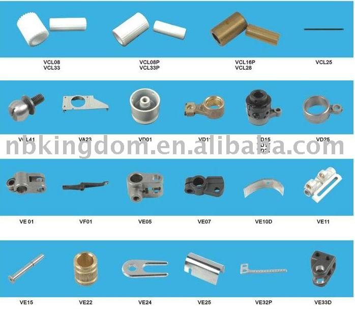 siruba vc008 máquina de coser piezas 2