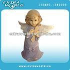 european porcelain small fairy figurines