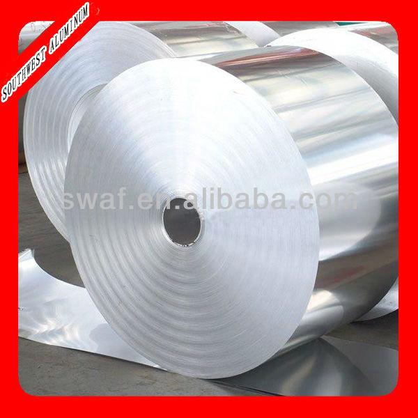 Papel de aluminio ( electrónico, Eléctrico condensadores electrolíticos )