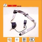 3 point electrically wired emergency self-locking ALR seat safety belt for car / bus / truck