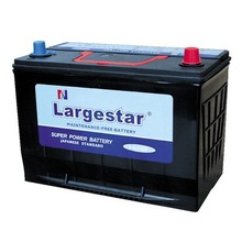 Lead acid battery automotive battery MF car battery N70