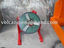 Hollow welding table Tube welding positioner