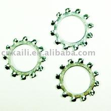 serrated lock washers DIN6797/J