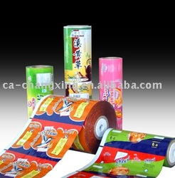 laminated film for snack