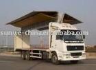 Van Cargo Box Lorry Truck