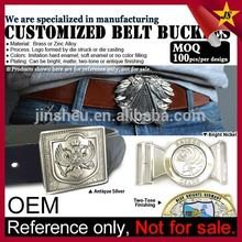 Wholesale Custom Metal Brass Military Belt Buckles