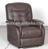 Motor reclining medical chair