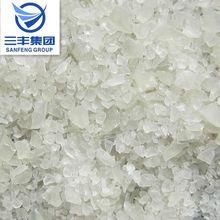 granular low-iron/ferric aluminum sulphate/aluminum sulfate/alum