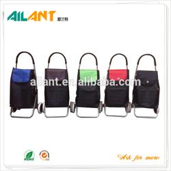 Large size foldable shopping trolley bag