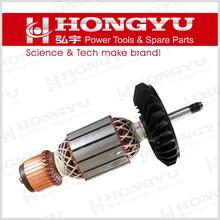 Makita herramientas eléctricas de piezas, la armadura, del estator, marchas, del rotor, la bobina de campo, motor eléctrico