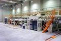 3,5 ply ondulado linha de produção de papelão caixa linha de produção