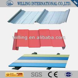 metal roof sheeting