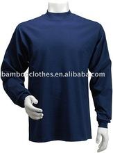 bamboo men long-sleeve clothes