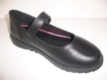 leather school shoe for kids,simple school shoes