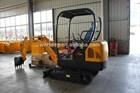 CE approved 1.8Ton Mini excavator price