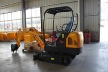 CE approved 1.8Ton Mini excavator price
