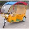 QQ model TEB-02 Power model three wheeler tricycle auto rickshaw 48V