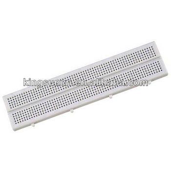 830 points solderless breadboard