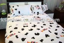 children duvet cover -YH3002 printed cow