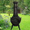Cast Iron Chiminea