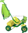 Three wheels Children Tricycle toy, non-electrical tricycle