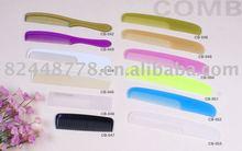 plastic disposable comb