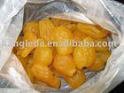 Dried pear halves