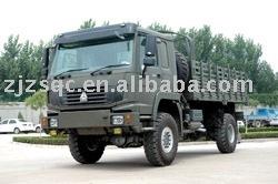 4x4 Howo Military vehicle